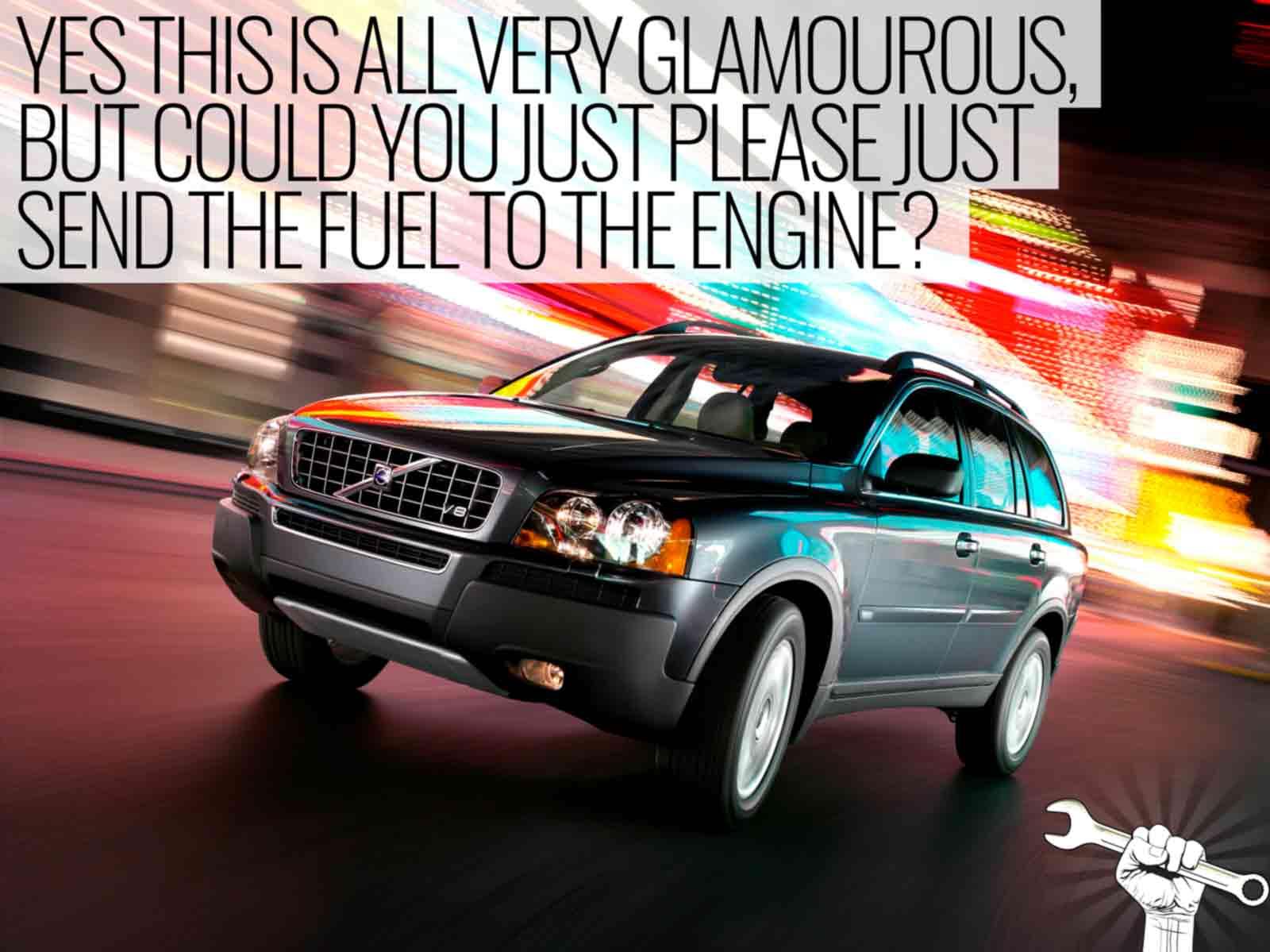 Xc90 V8 Fuel Cutout
