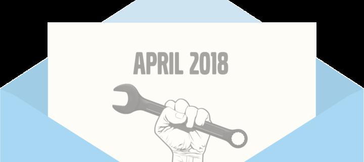Mvs Newsletter April 2018