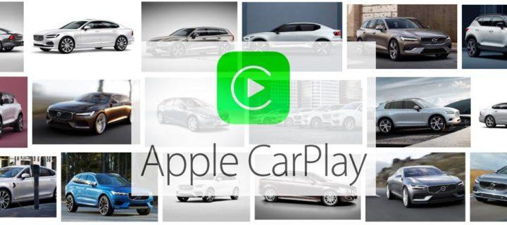 Volvos With Carplay