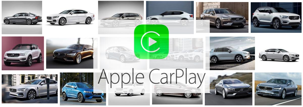 Volvos With Carplay