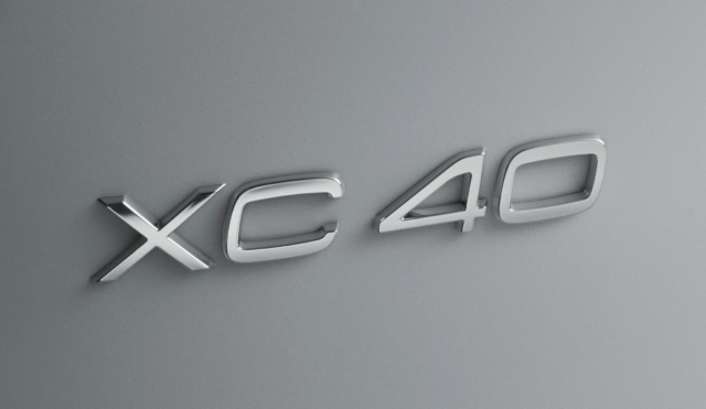 2018 XC40 -  2017, 2018, 2018 New XC40, Detail, Exterior, Images, New XC40