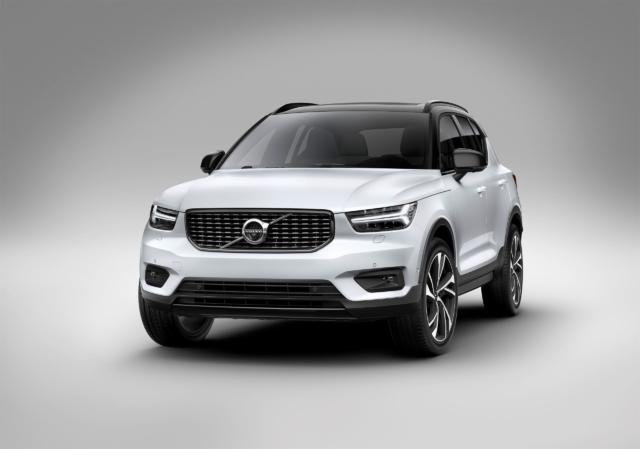 2018 XC40 -  2017, 2018, 2018 New XC40, Design, Exterior, Images, New XC40