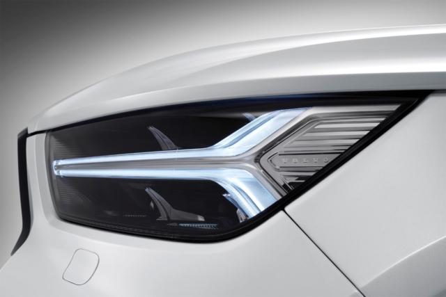 New Volvo XC40 Exterior Detail -  2017, 2018, 2018 New XC40, Design, Detail, Exterior, New XC40, Studio