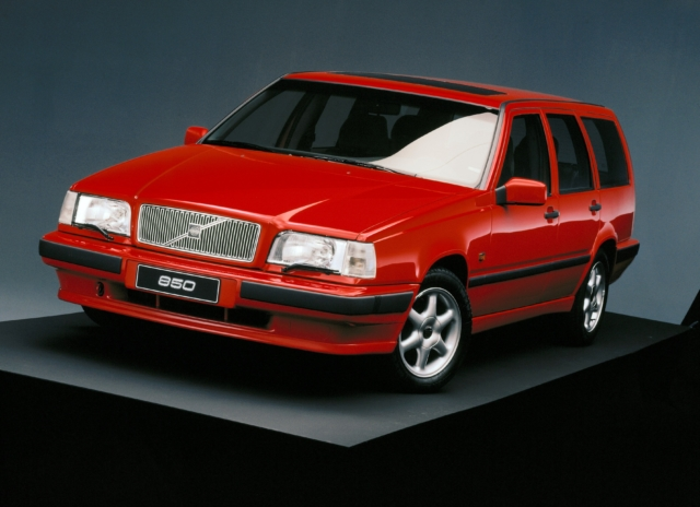 Volvo 850 -  850, 850 wagon, 1993, Exterior, Historical, Images