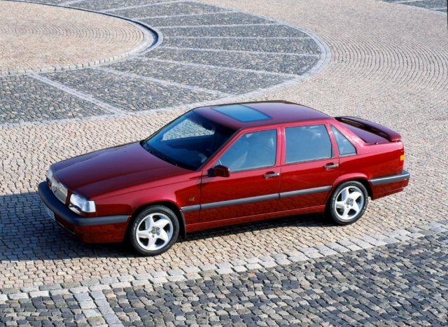 Volvo 850 -  850, 854, 1994, Exterior, Historical, Images, sedan