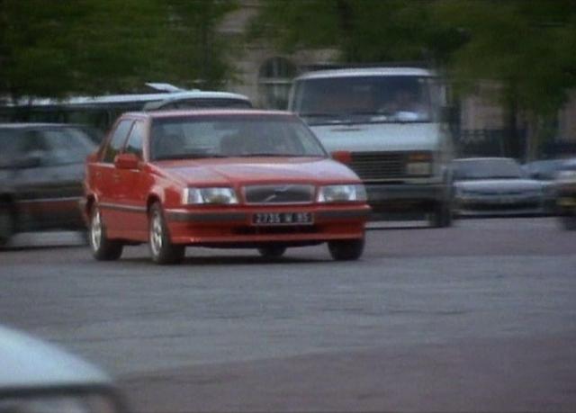 Volvo 850 -  854, red, sedan