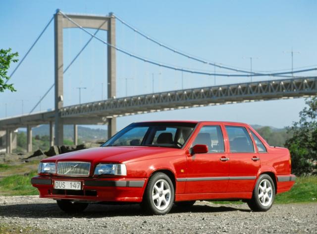 Volvo 850 -  850, 854, 1992, Exterior, Historical, Images, sedan