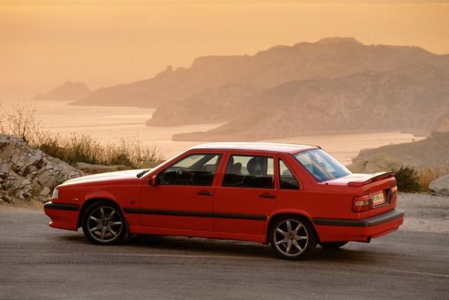 Volvo 850 -  850, 854, 1996, Exterior, Historical, Images, R, sedan