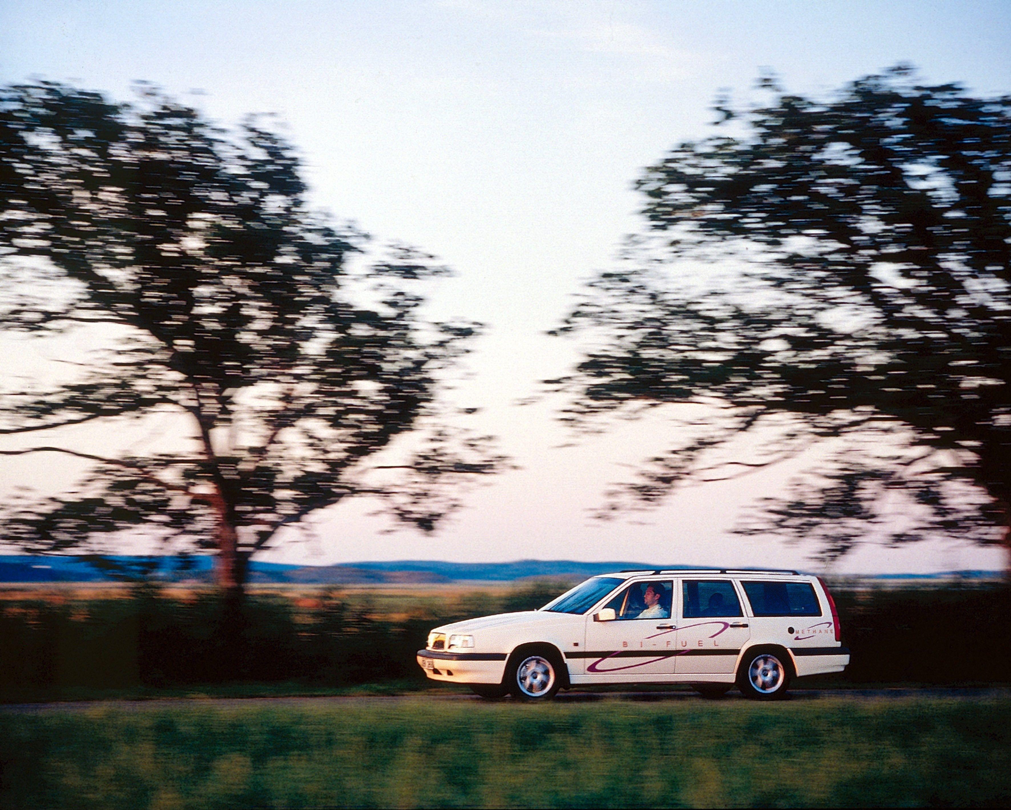 Volvo 850 -  850, 1997, Bi-fuel, Environment, Exterior, Historical, Images