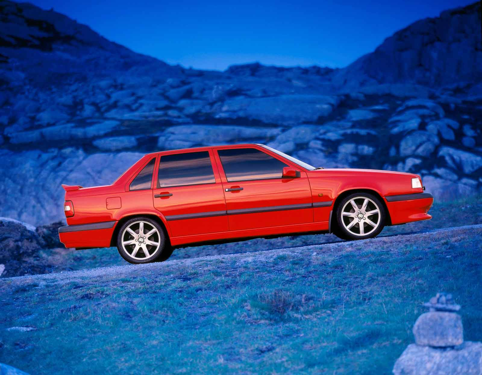 Volvo 850 -  850, 854, 1996, Exterior, Historical, Images, R, sedan
