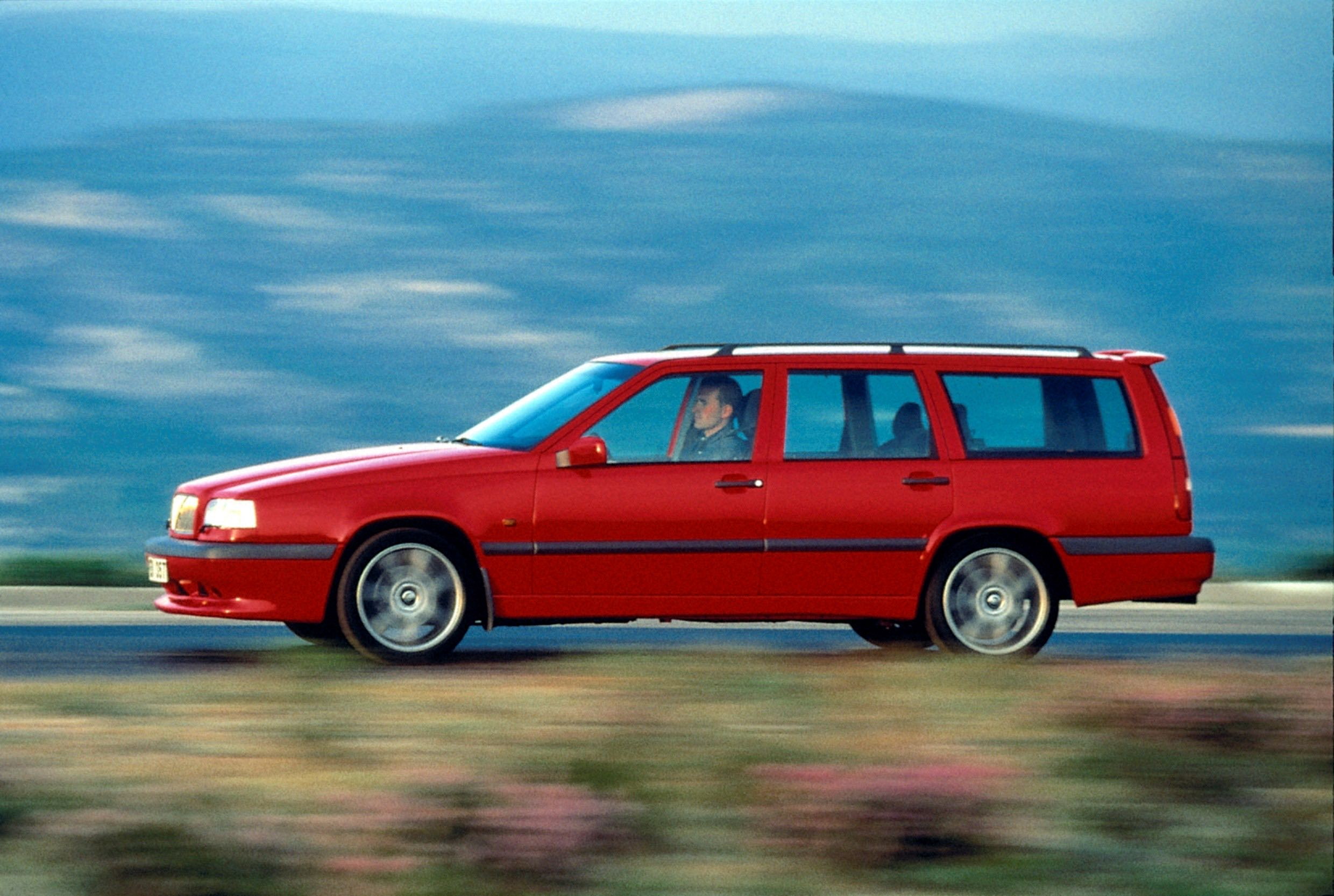 Volvo 850 -  850, 850 wagon, 1996, Exterior, Historical, Images