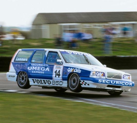 Volvo 850 -  850, 850 wagon, Exterior, Historical, Images, Special Interests, Sponsorship