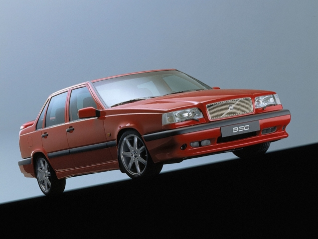 Volvo 850 -  850, 854, 1996, Exterior, Historical, Images, sedan