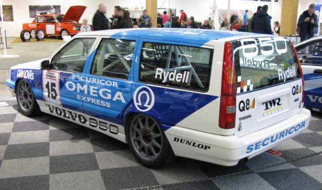 Volvo 850 BTCC Race Car -  850, BTCC, Volvo Racing