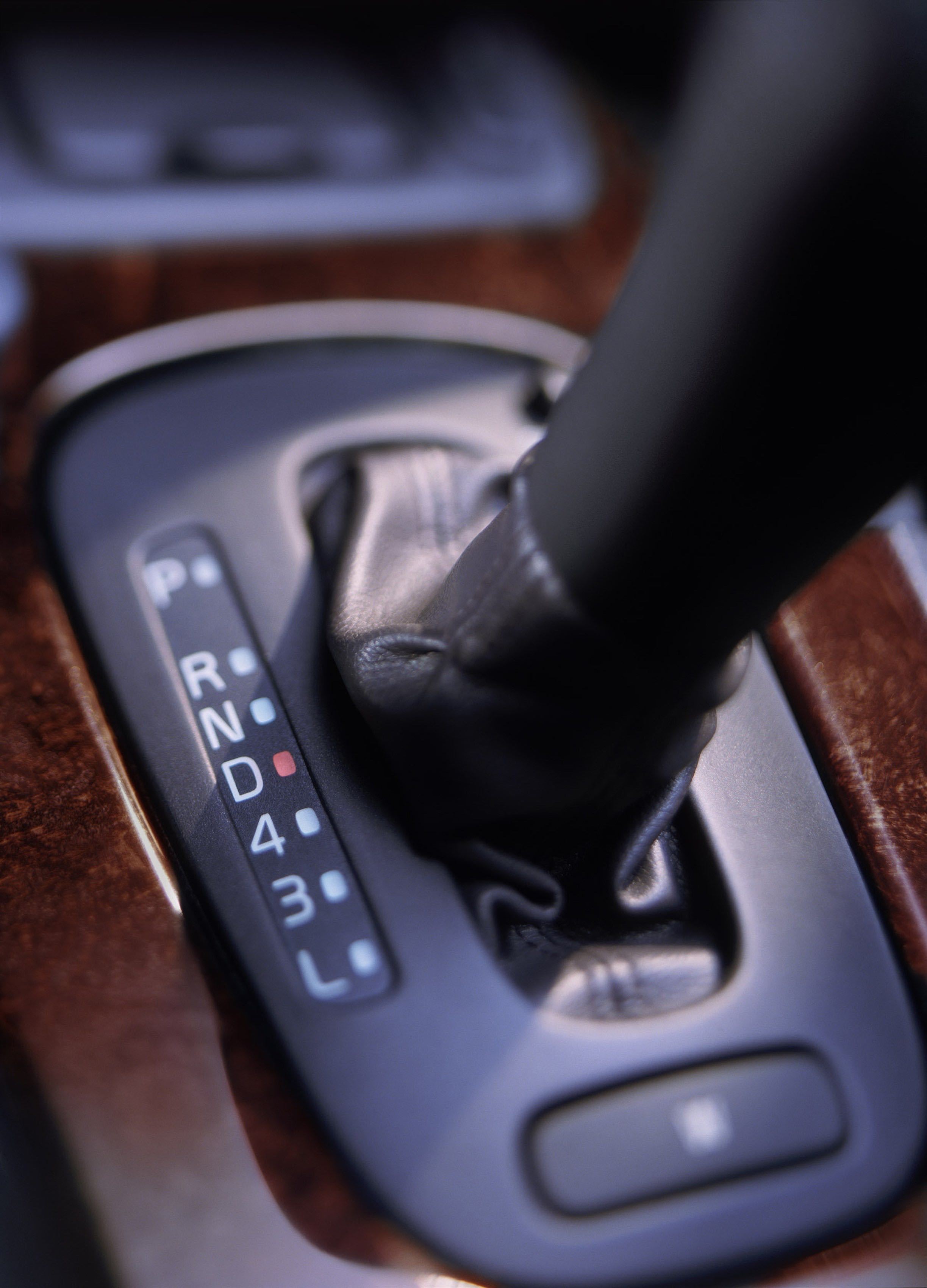 Volvo XC90 V8 -  Interior, silver, XC90 V8