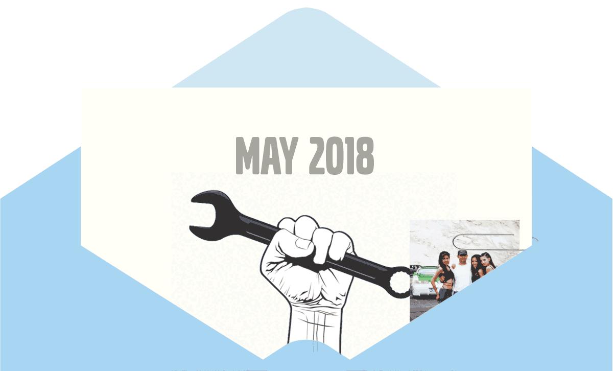 Mvs Newsletter May 2018 -