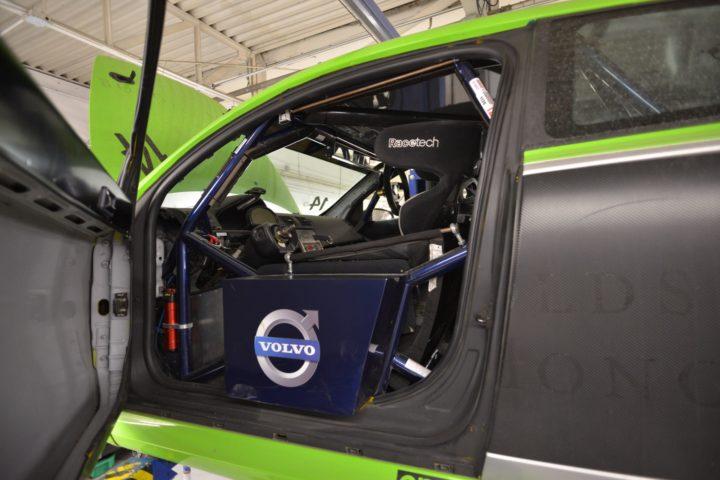 Volvo Touring Class C30 Racecar - C30, K-Pax, racecar, SCCA