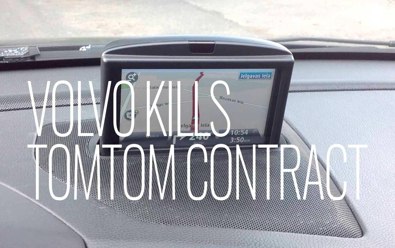 Volvo Tomtom -
