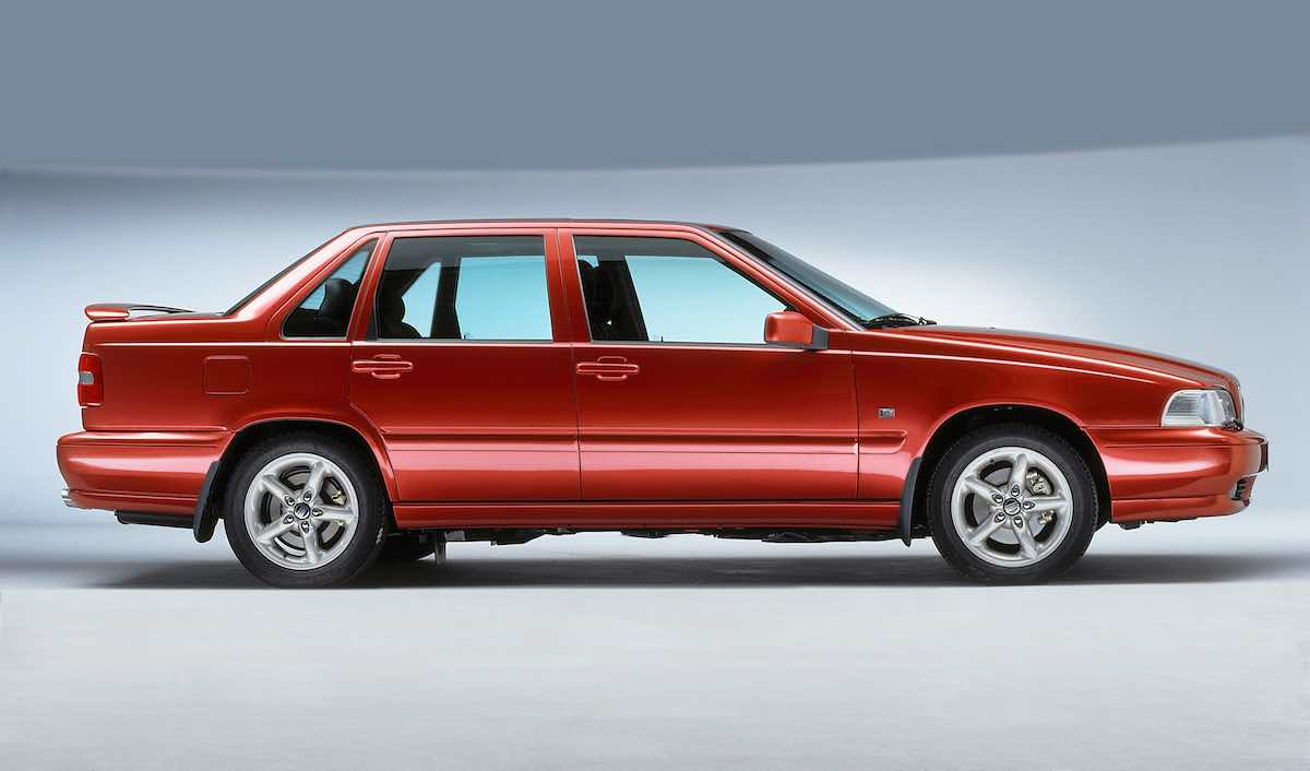 Volvo S70 Awd -  1999, 2003, Exterior, Historical, Images, S70