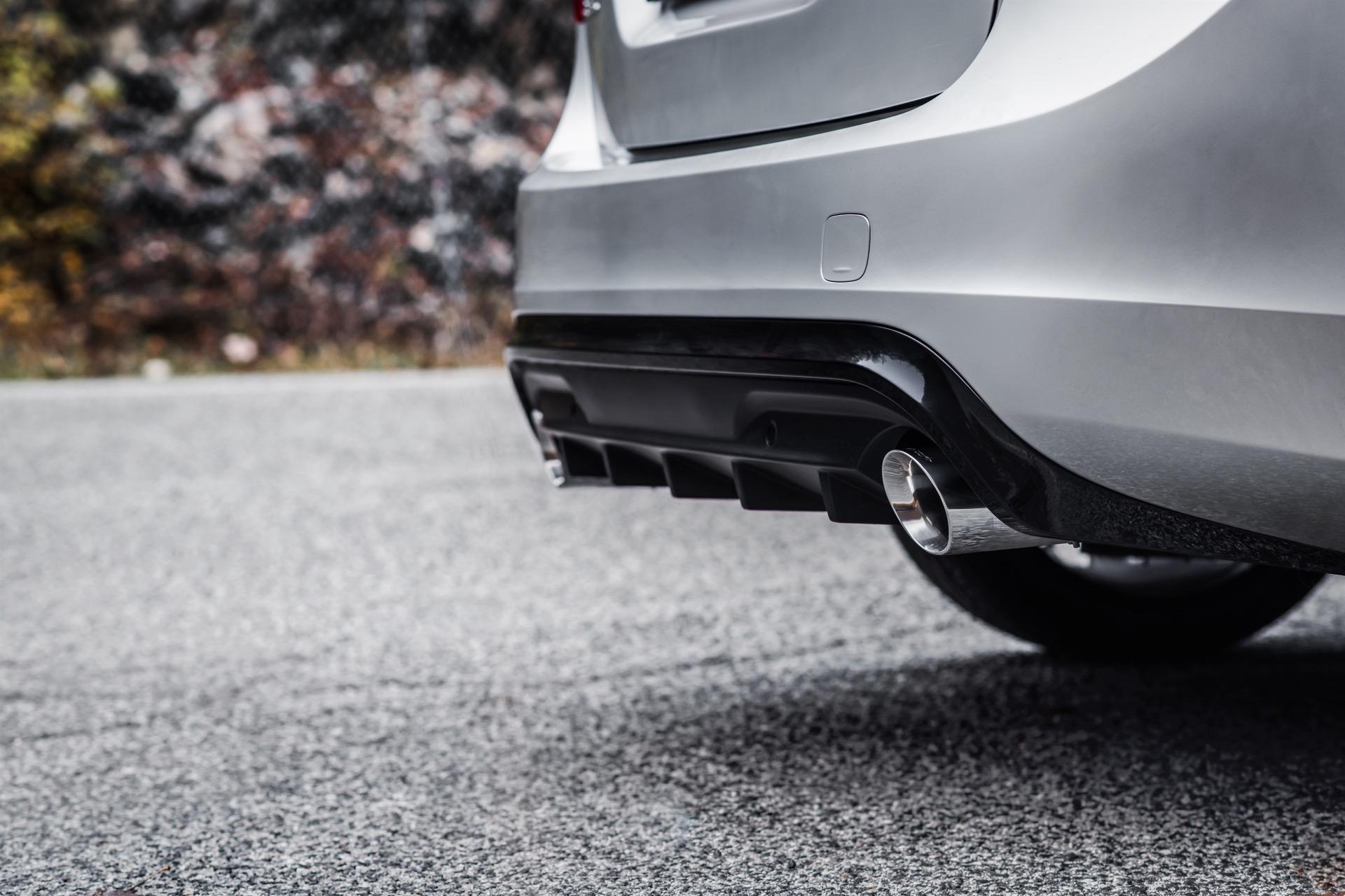 Polestar Parts, Diffusor Volvo S60 -  2016, 2017, 2017 S60, 2018, 2018 S60, Design, Detail, Exterior, Images, Polestar, S60, Volvo