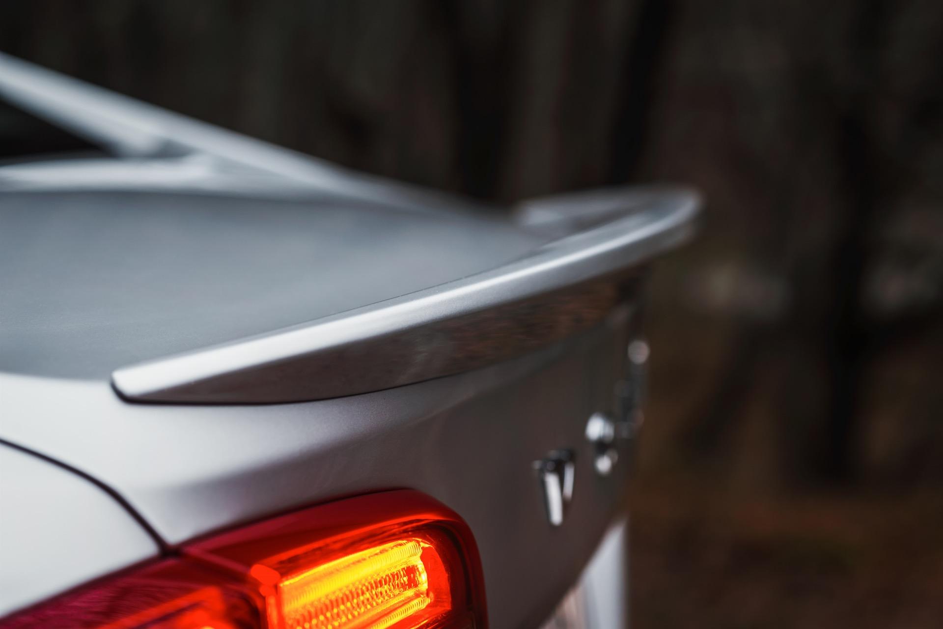 Polestar Parts, Wing Volvo S60 -  2016, 2017, 2017 S60, 2018, 2018 S60, Design, Detail, Exterior, Images, Polestar, S60, Volvo