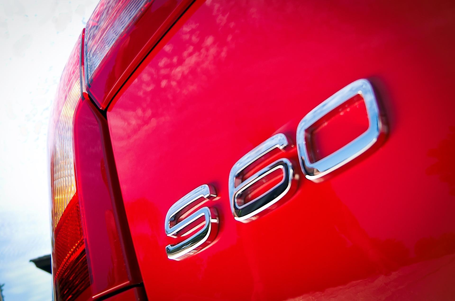 S60 R Design07 -  Volvo