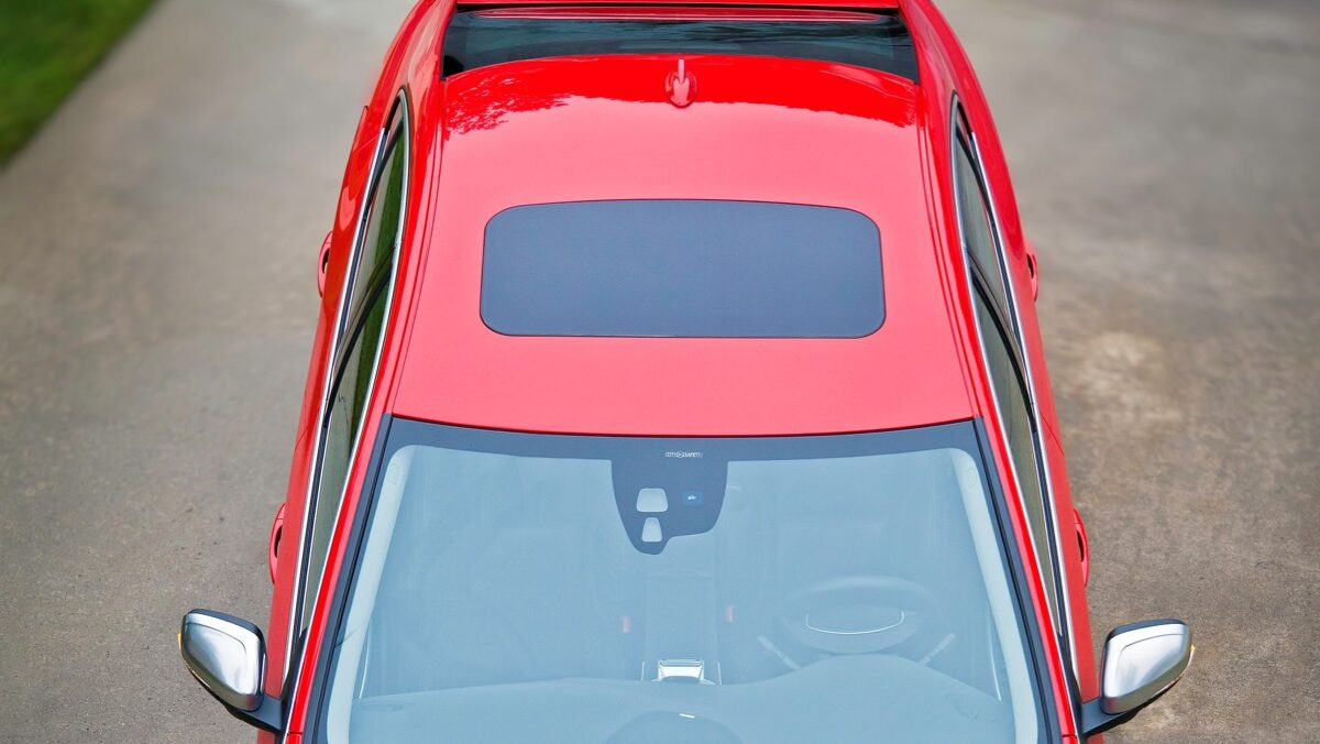 S60 R Design sunroof - Volvo
