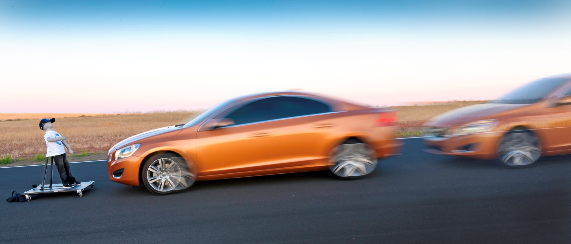 S60 T6 Awd Pedestrian Detection With Full Auto Brake02 -  Volvo