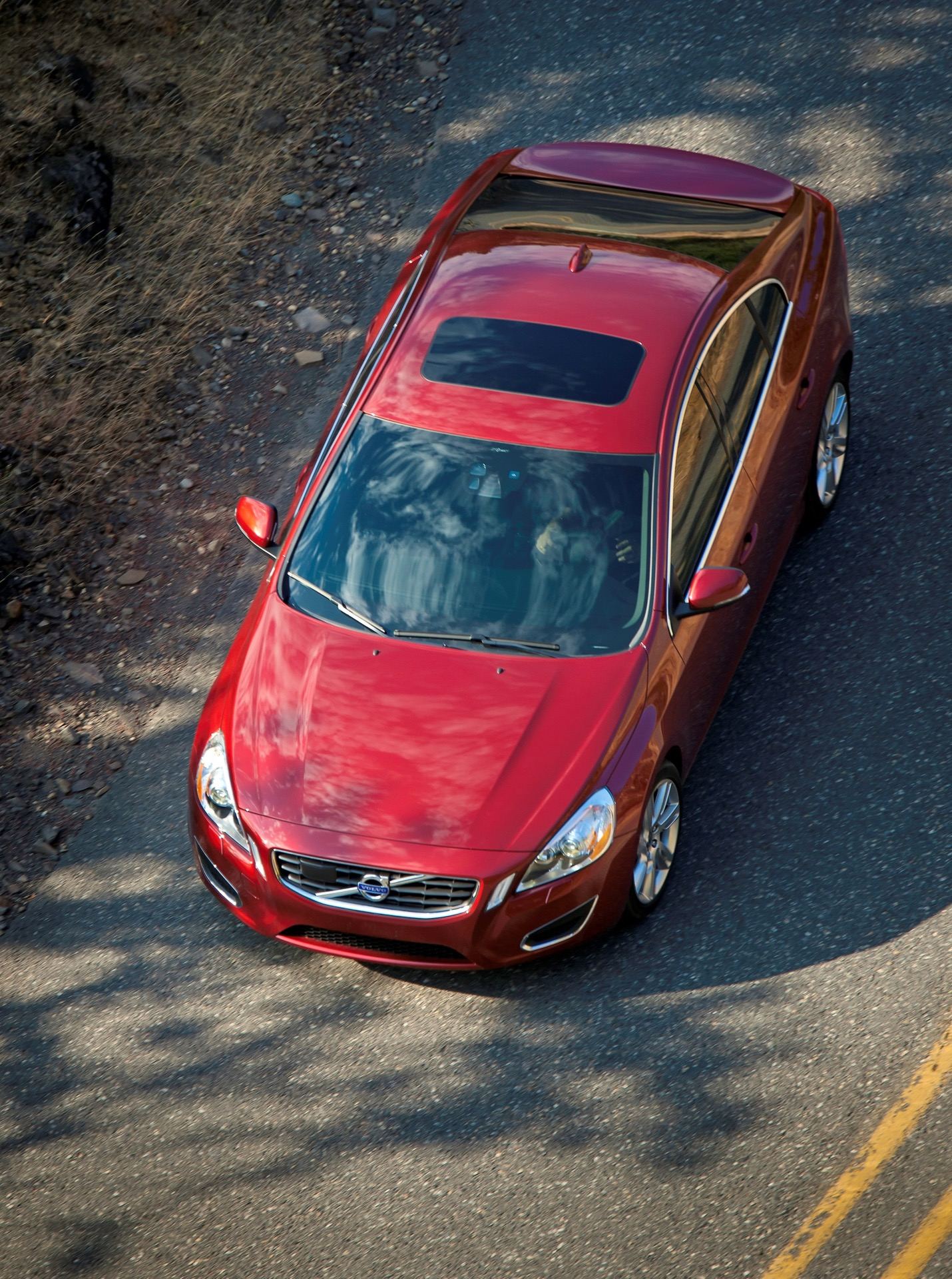 S60 T6 Awd Driving Action07 -  Volvo