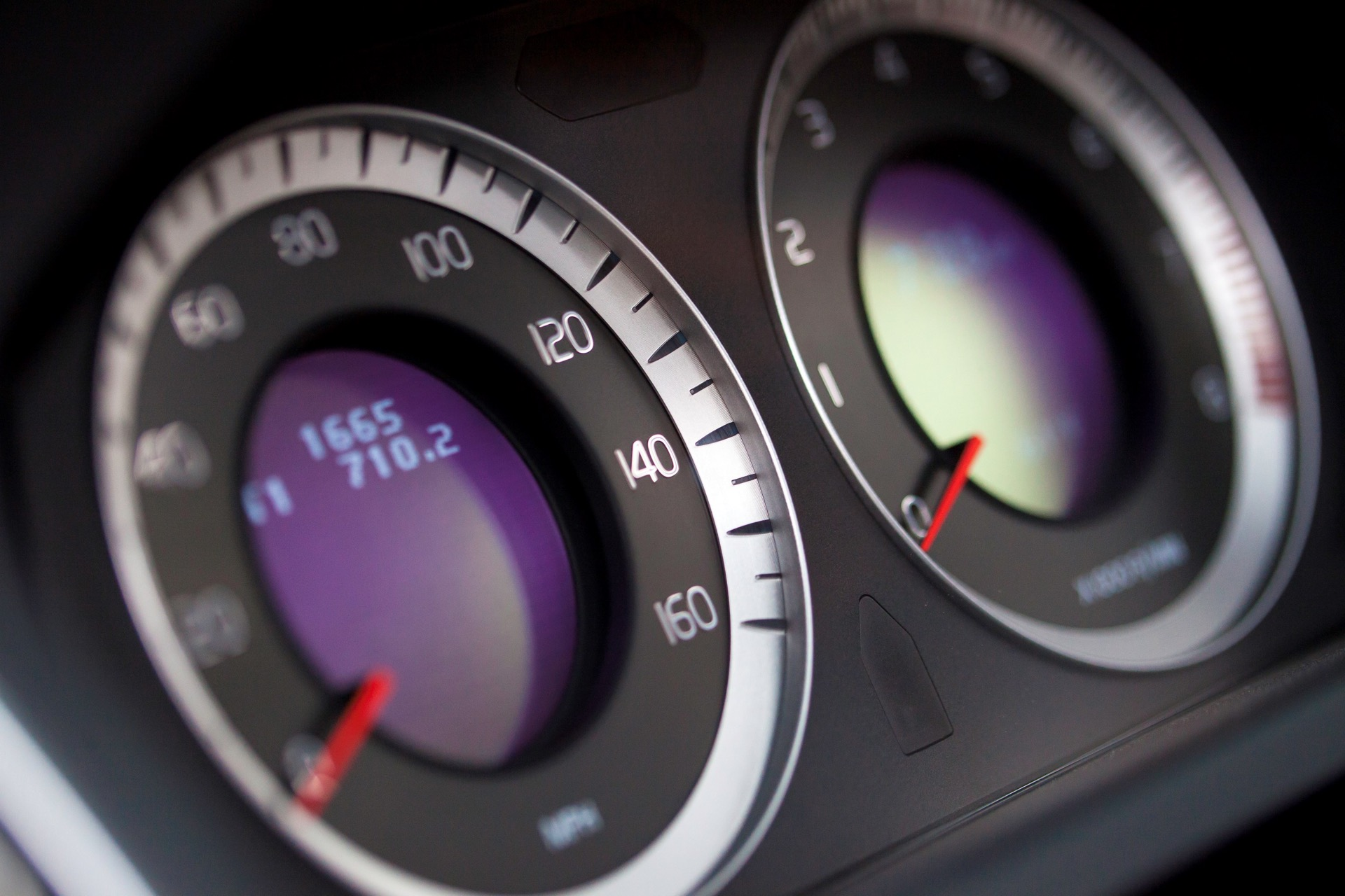 S60 T6 Awd Instruments -  Volvo