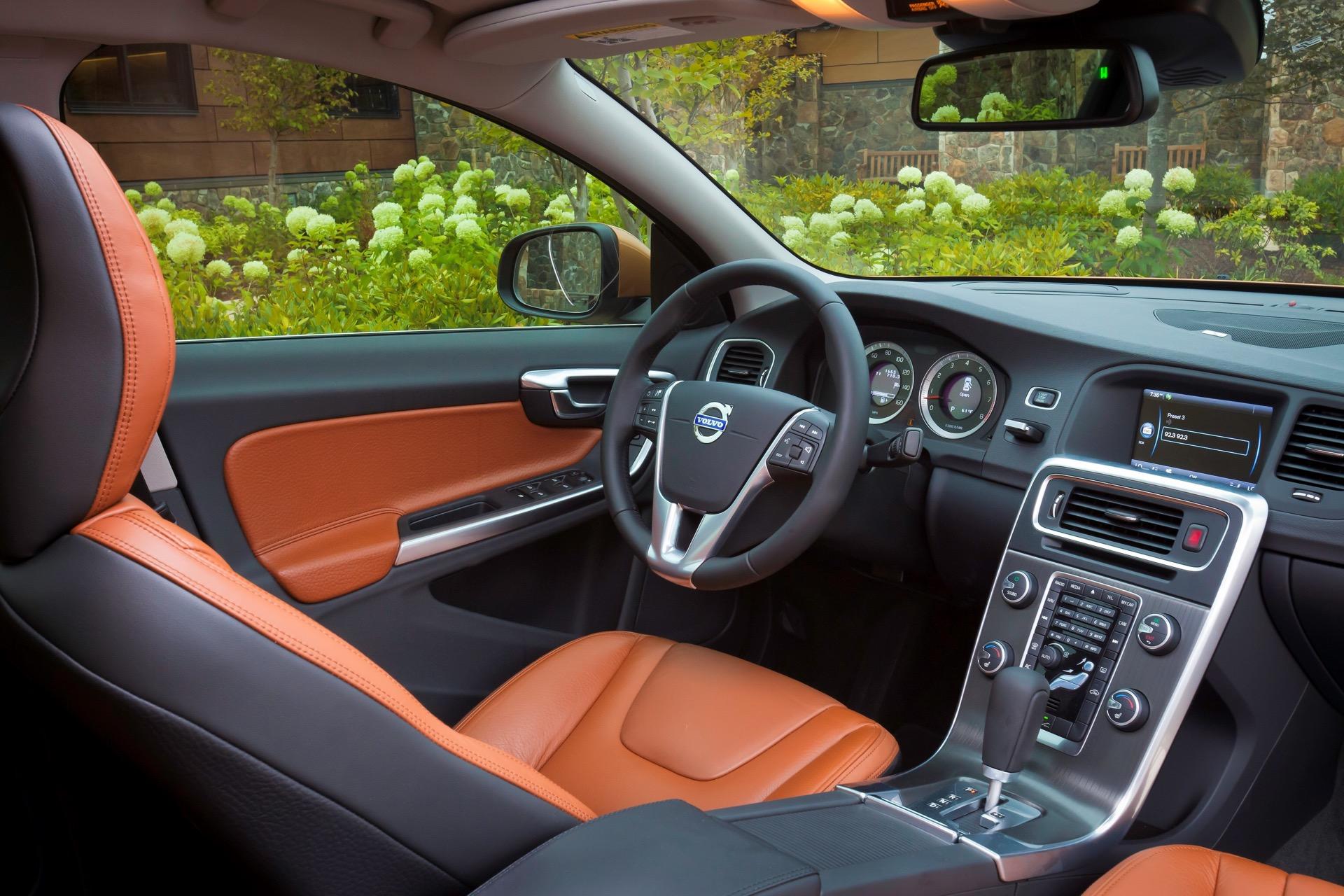 S60 T6 Awd Interior02 -  Volvo