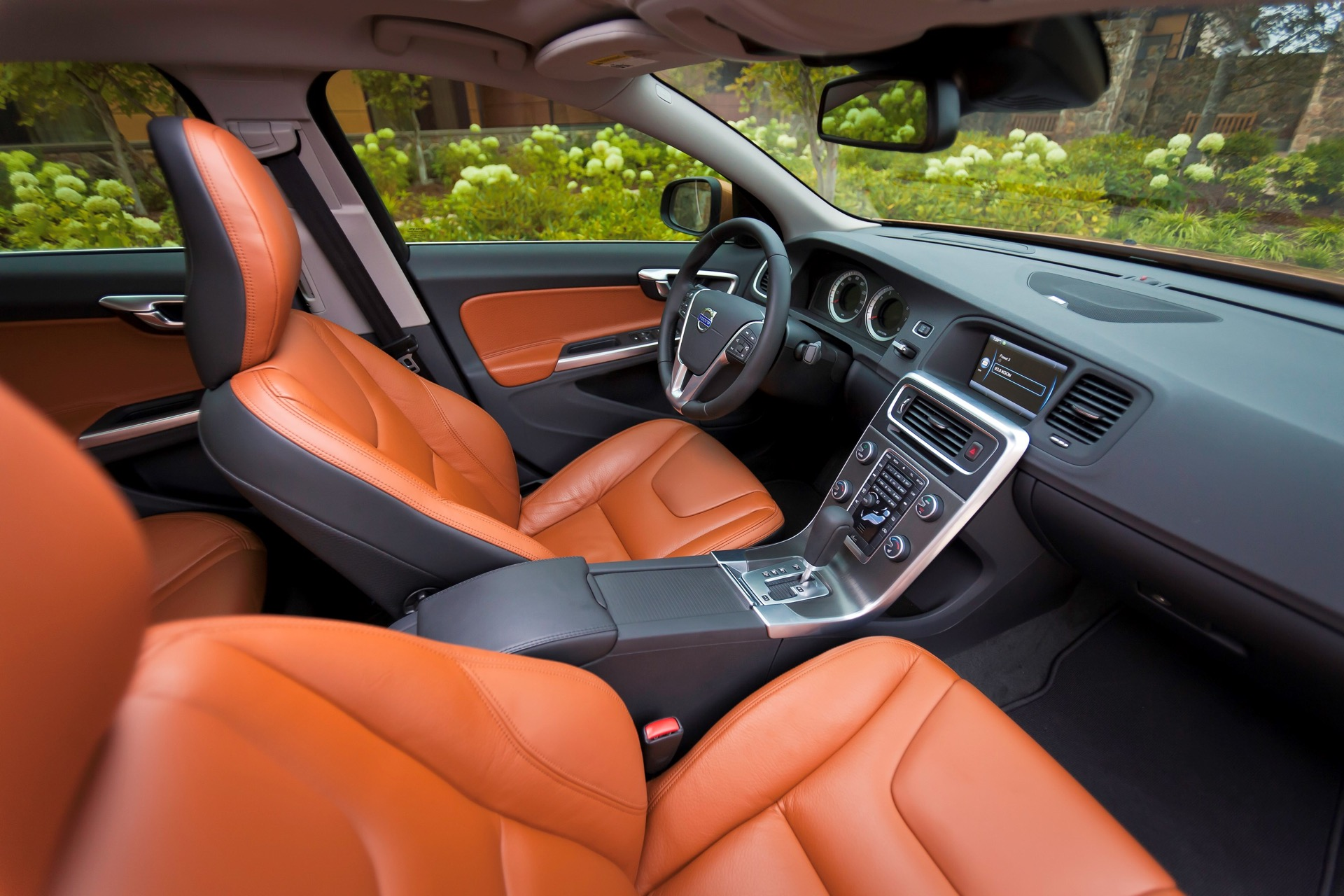 S60 T6 Awd Interior03 -  Volvo