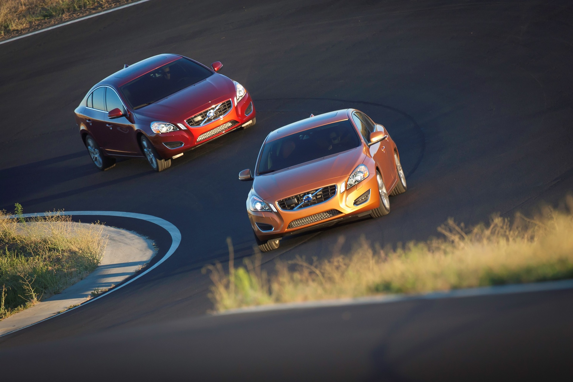 S60 T6 Awd Multi Car Action -  Volvo
