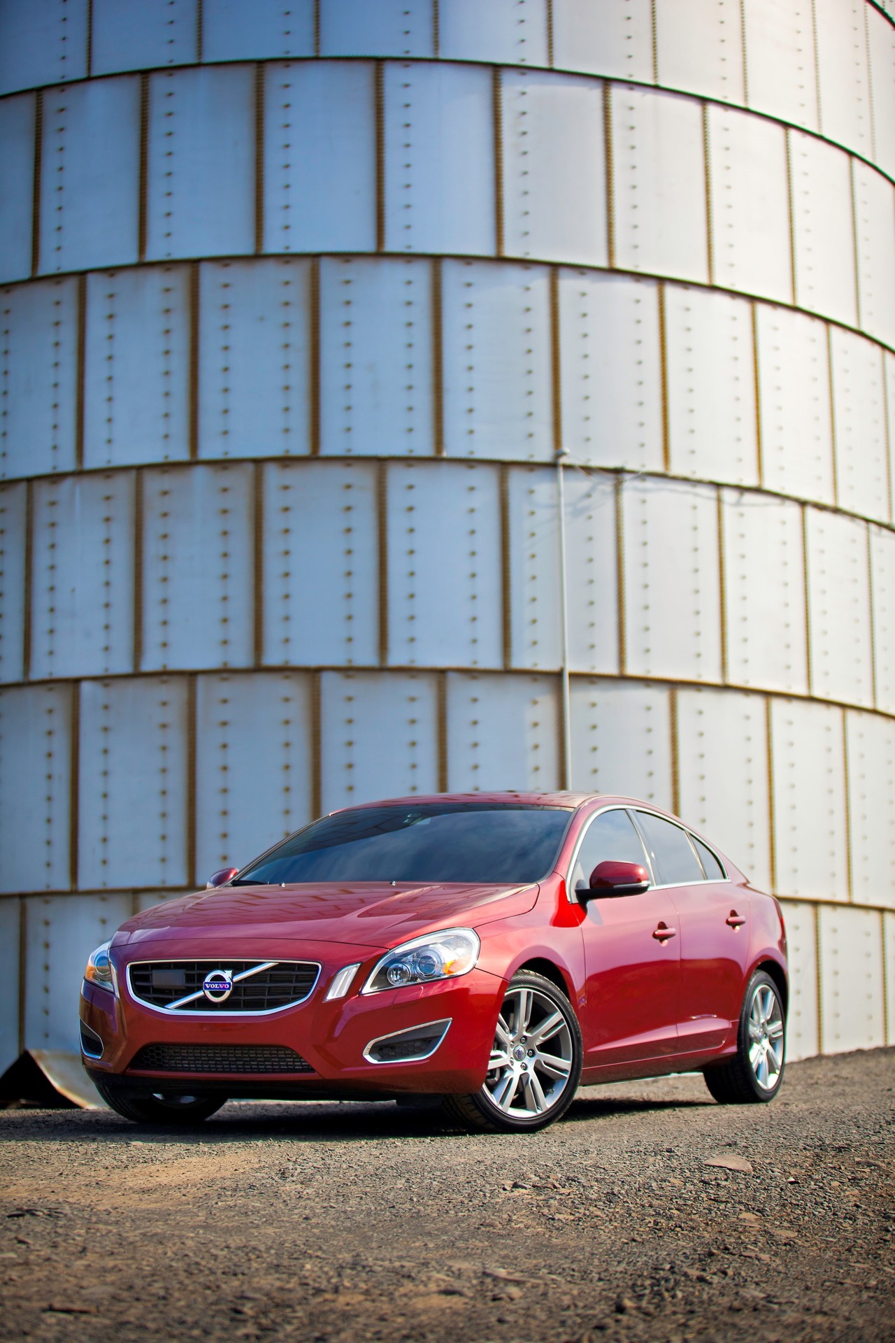 S60 T6 Awd Static Beauty01 -  Volvo
