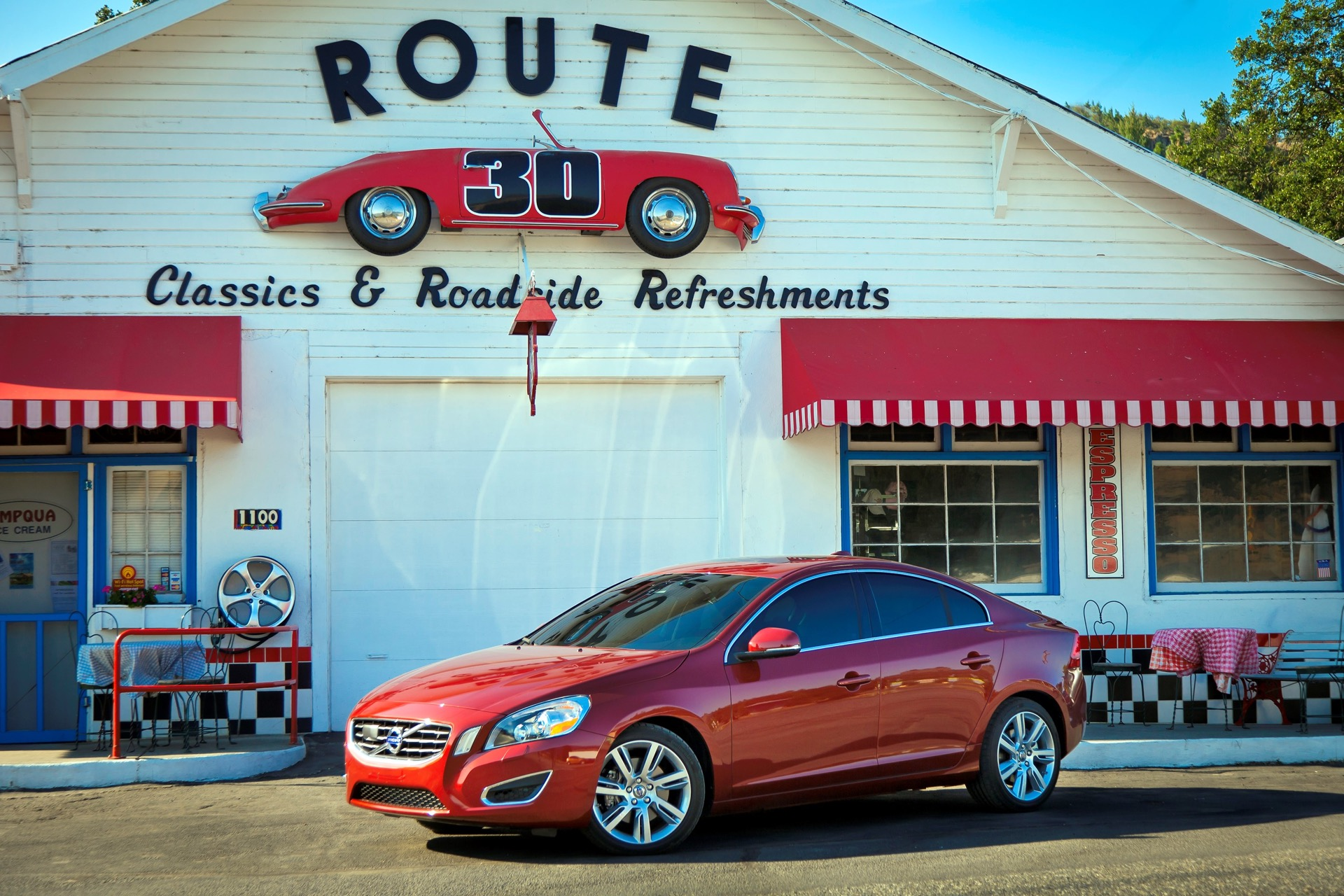 S60 T6 Awd Static Beauty04 -  Volvo