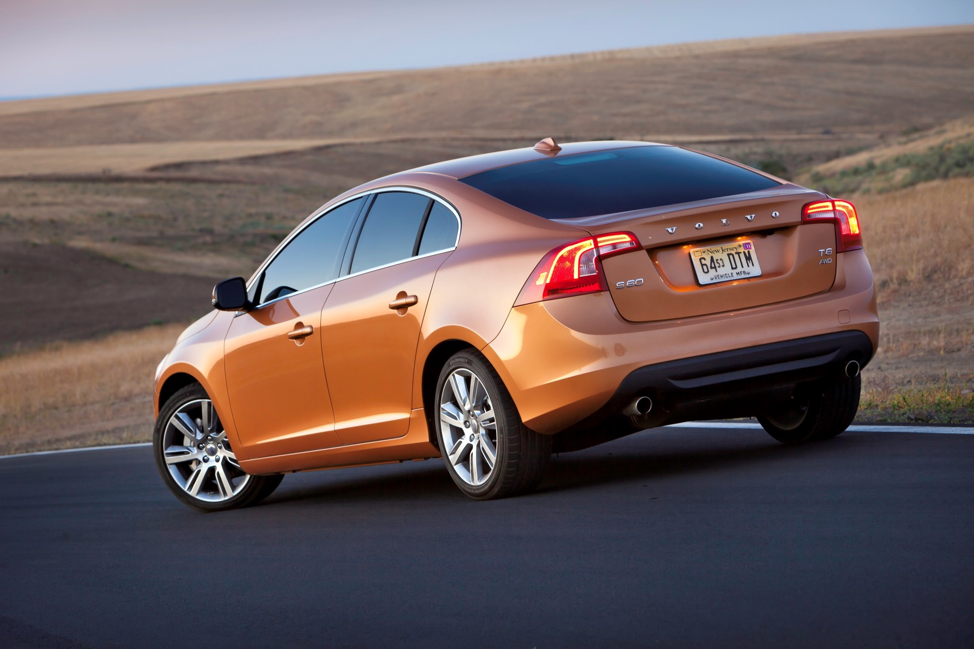 S60 T6 Awd Static Beauty06 -  Volvo