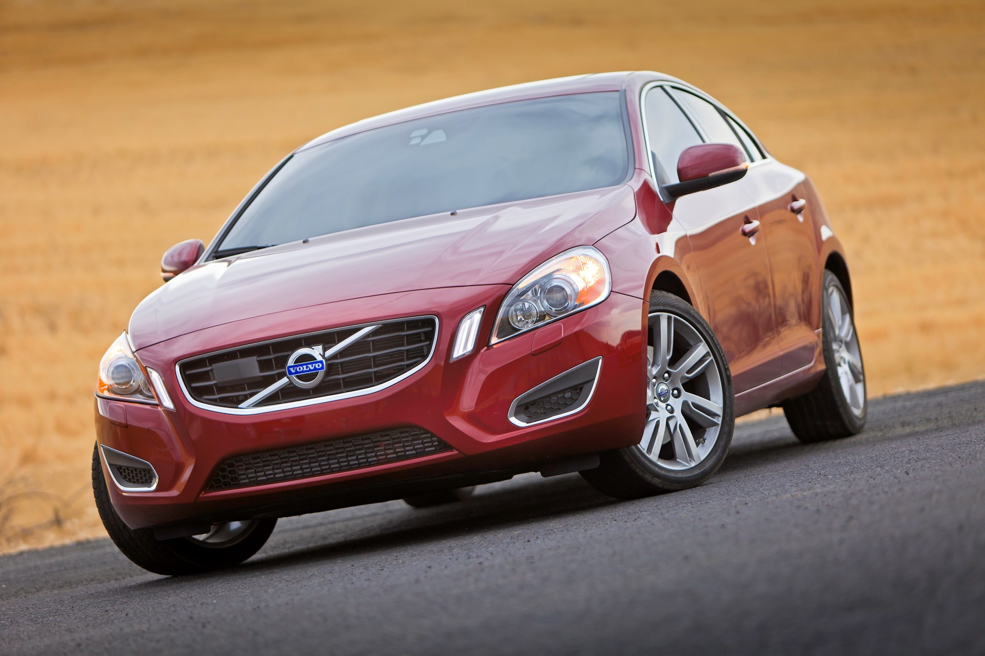 S60 T6 Awd Static Beauty08 -  Volvo