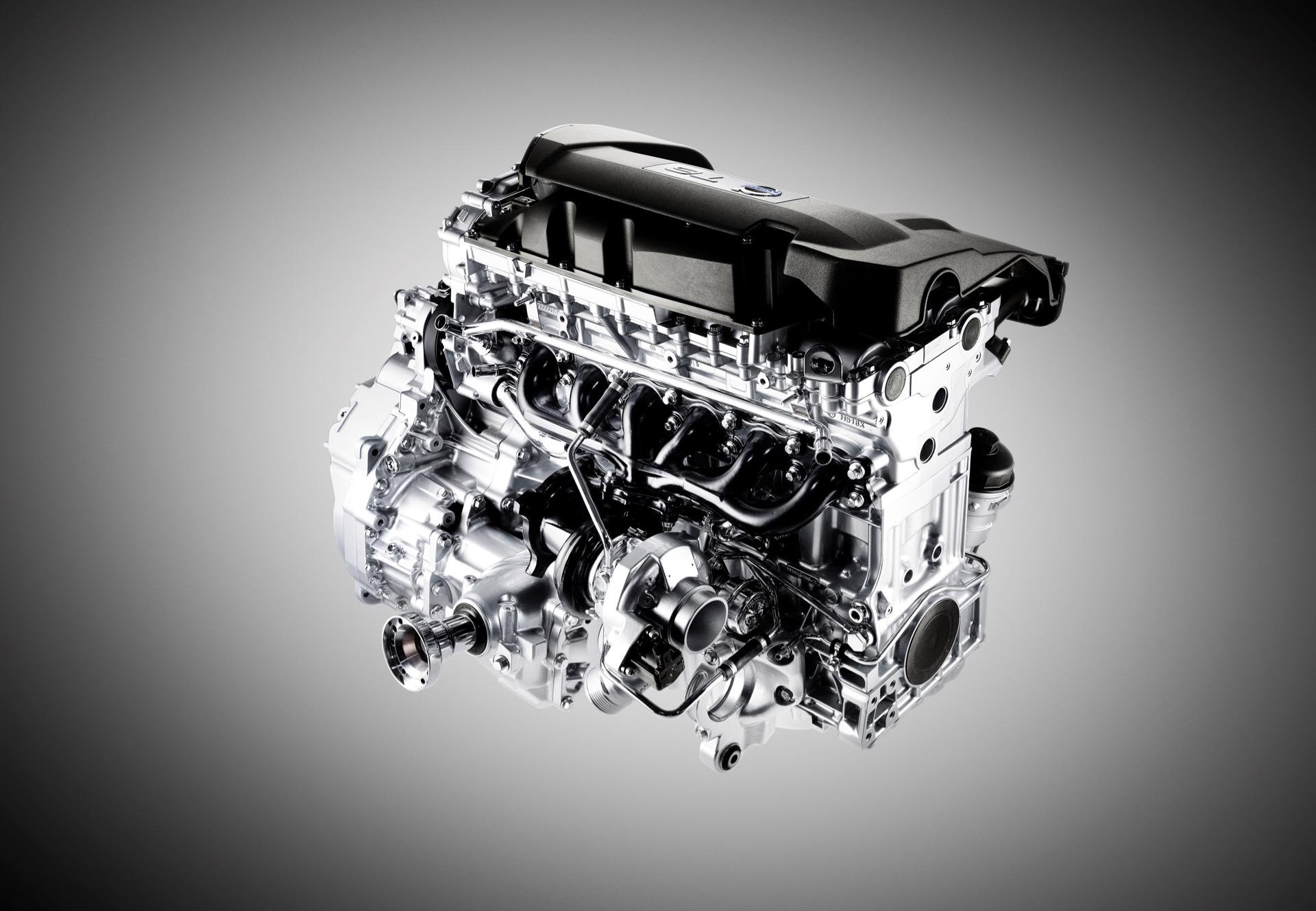 T6 Engine -  Volvo