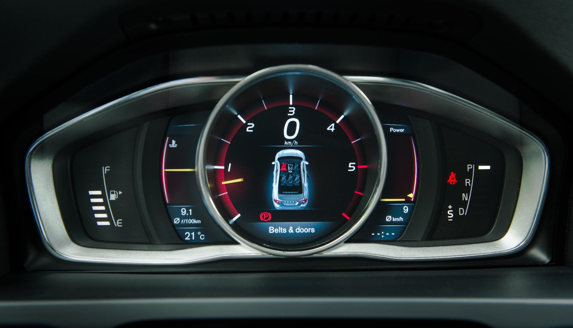 Volvo S60 -  2013, 2014, 2014 S60, Images, Interior, S60, Volvo