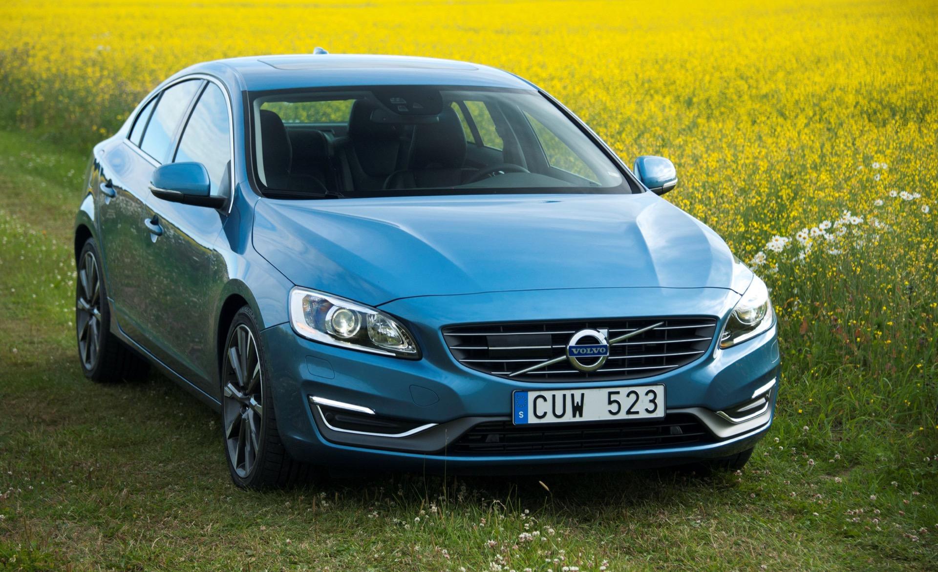 Volvo S60 -  2013, 2014, 2014 S60, Exterior, Images, S60, Volvo