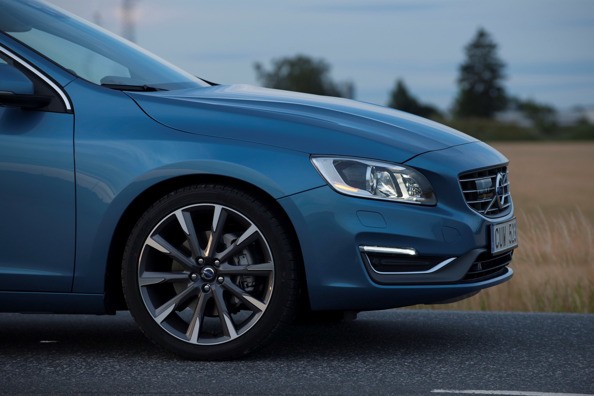 Volvo S60 -  2013, 2014, 2014 S60, Detail, Exterior, Images, S60, Volvo