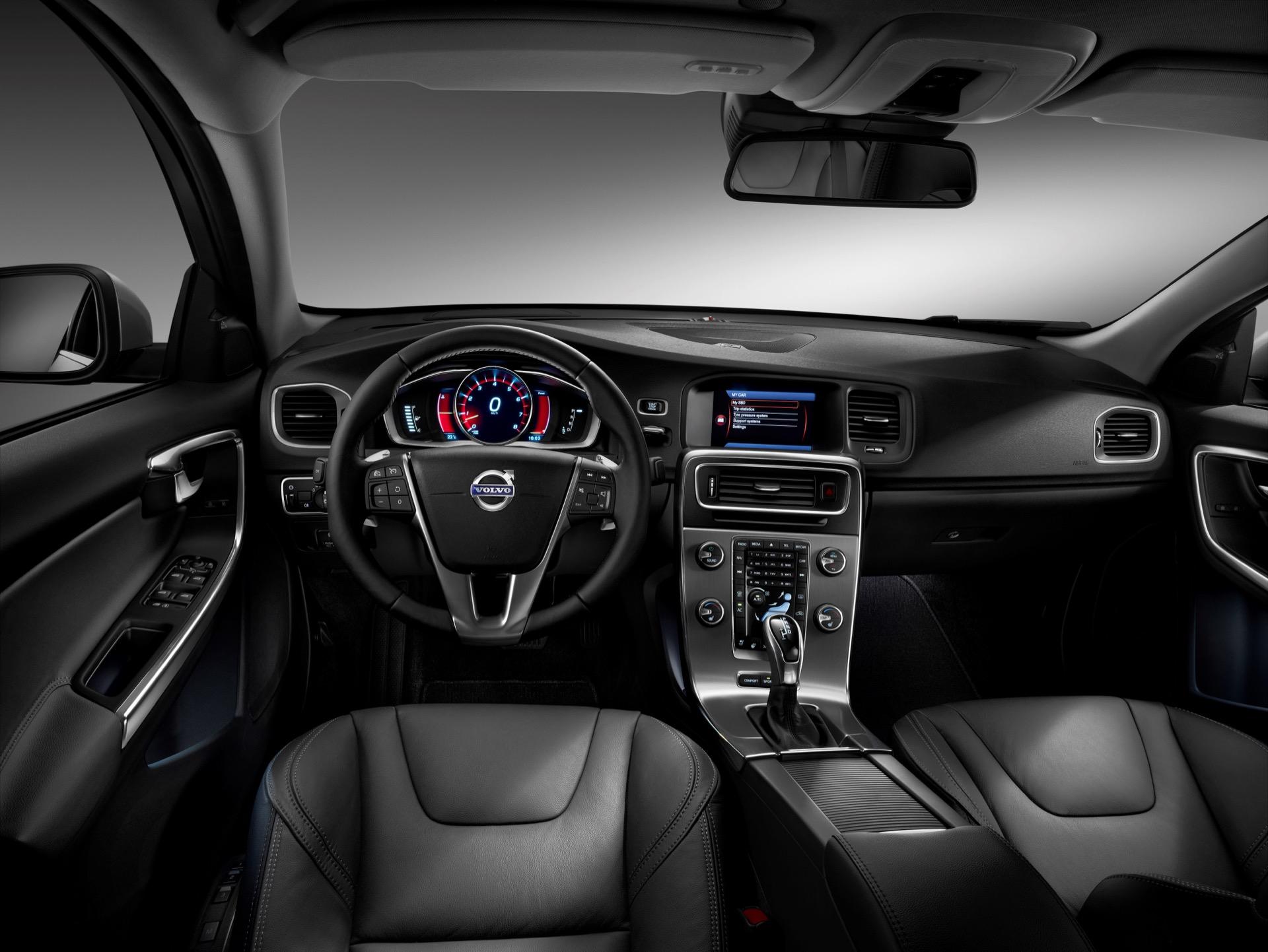 Volvo S60 -  2013, 2014, Images, Interior, S60, Volvo