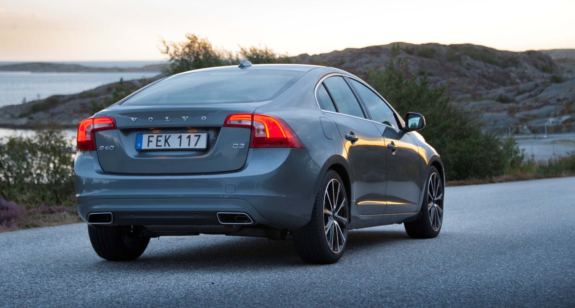 Volvo S60 Model Year 2016 -  2015, 2016, 2016 S60, 2017, 2017 S60, 2018, 2018 S60, Exterior, Images, S60, Volvo