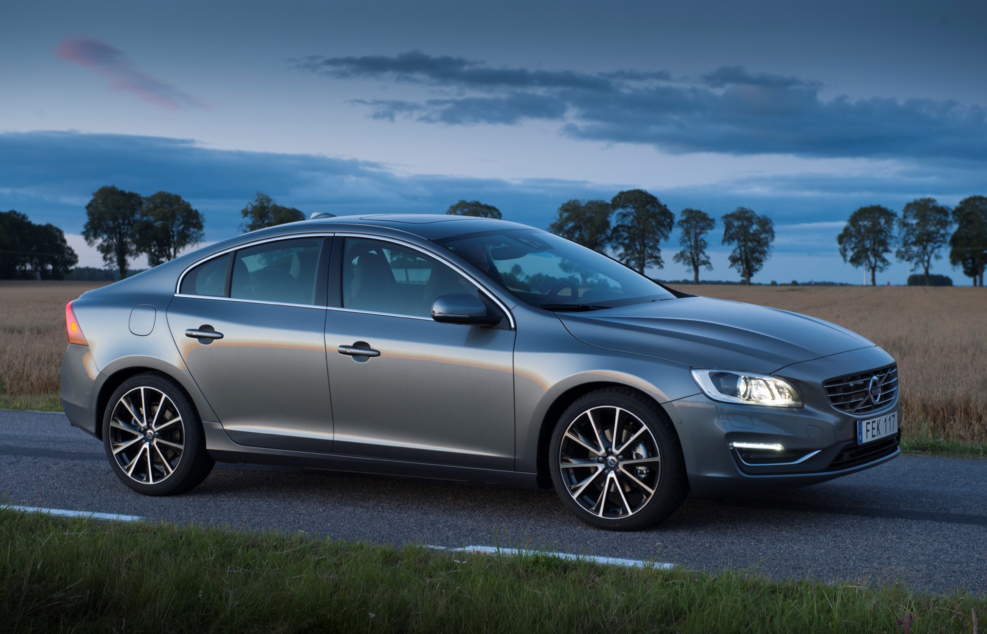 Volvo S60 Model Year 2016 -  2015, 2016, 2016 S60, Exterior, Images, S60, Volvo