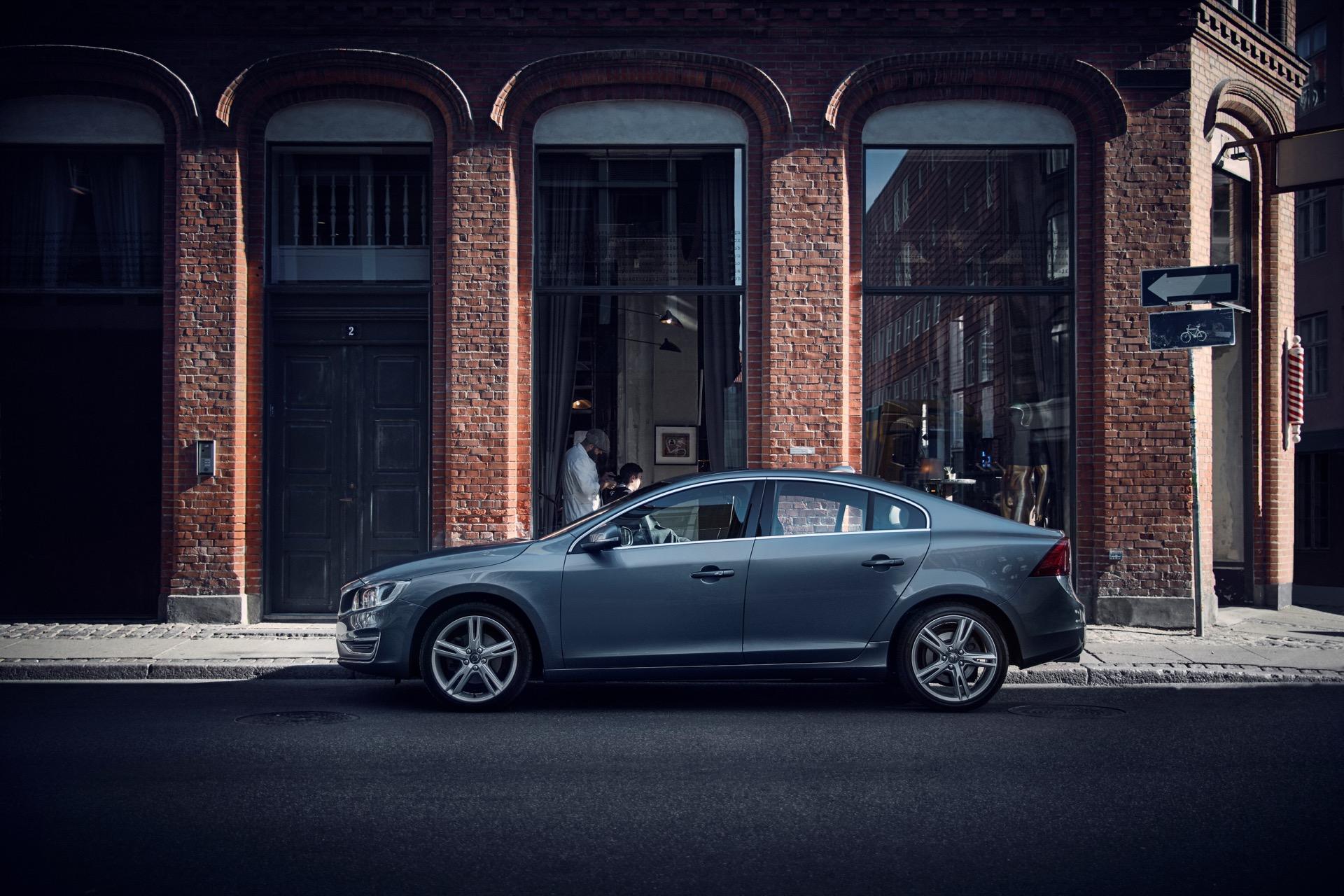 Volvo S60 Side -  2016, 2017, 2017 S60, Design, Exterior, Images, S60, Volvo