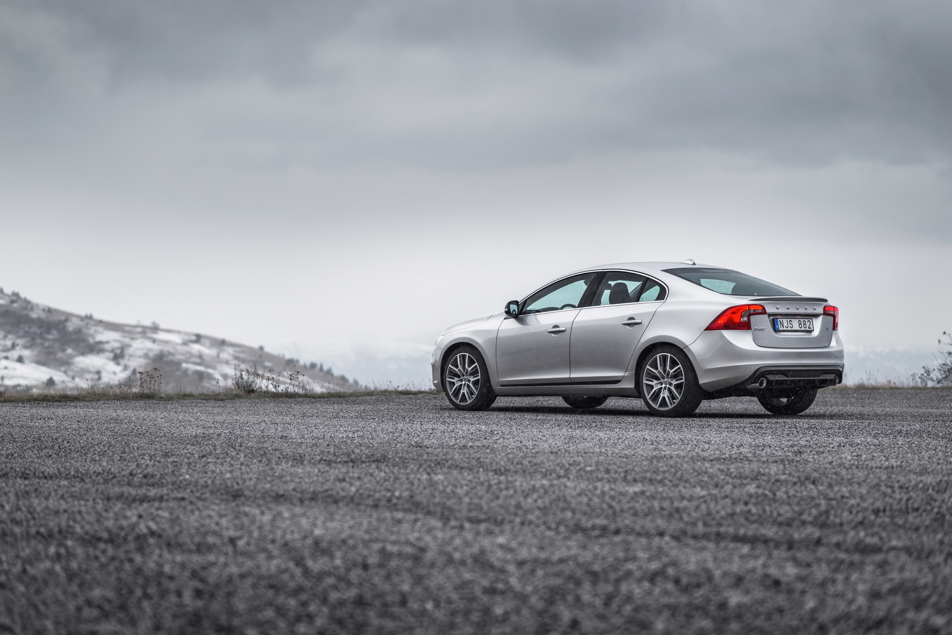 Volvo S60 With Polestar Parts -  2016, 2017, 2017 S60, 2018, 2018 S60, Design, Exterior, Images, Polestar, S60, Technology, Volvo