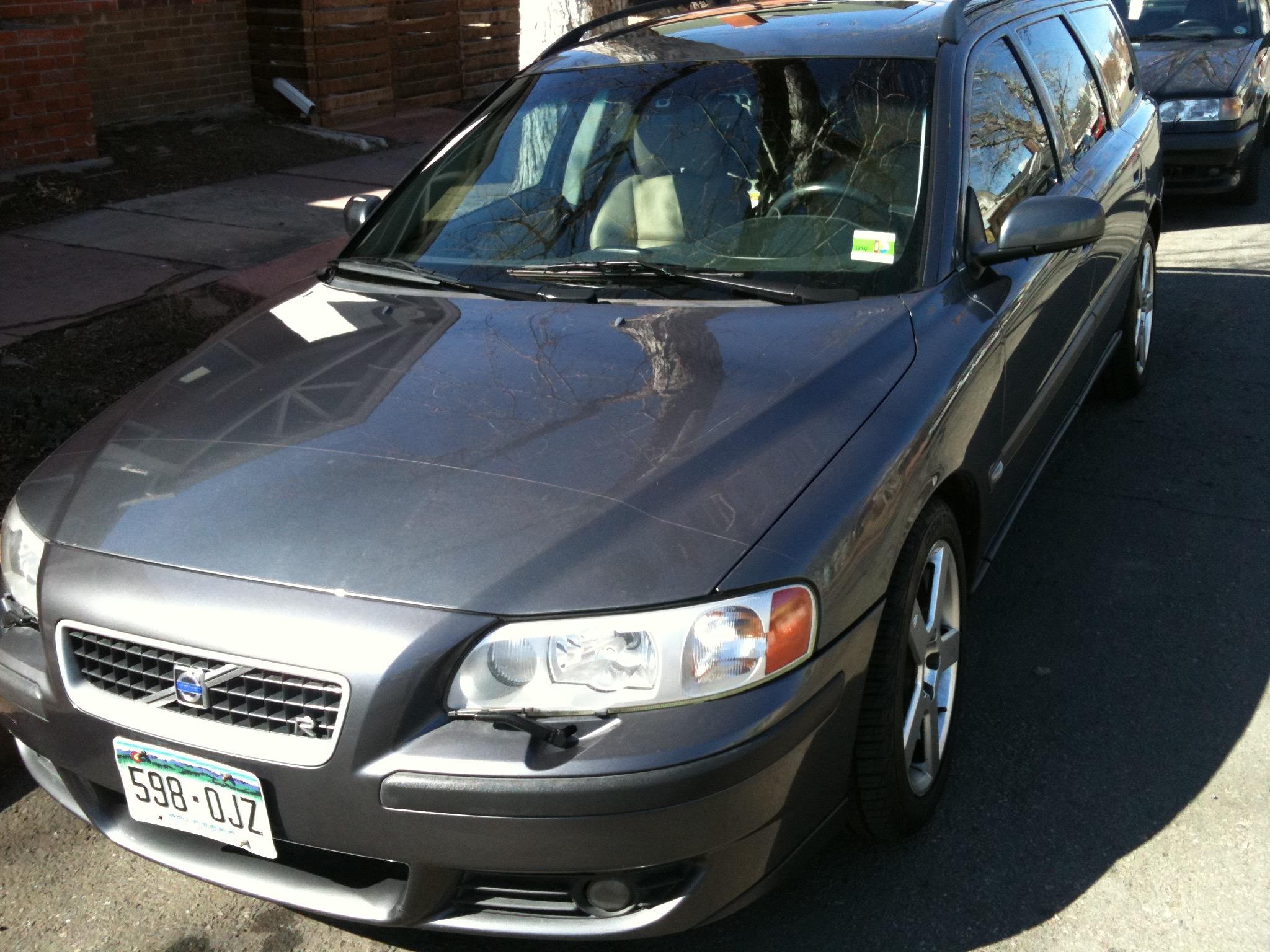 Img 2817 -   2004, R, V70 R, Volvo, wagon