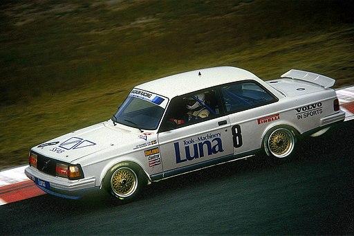 Volvo 240 Turbo Anders Olofsson 19850706 1 -