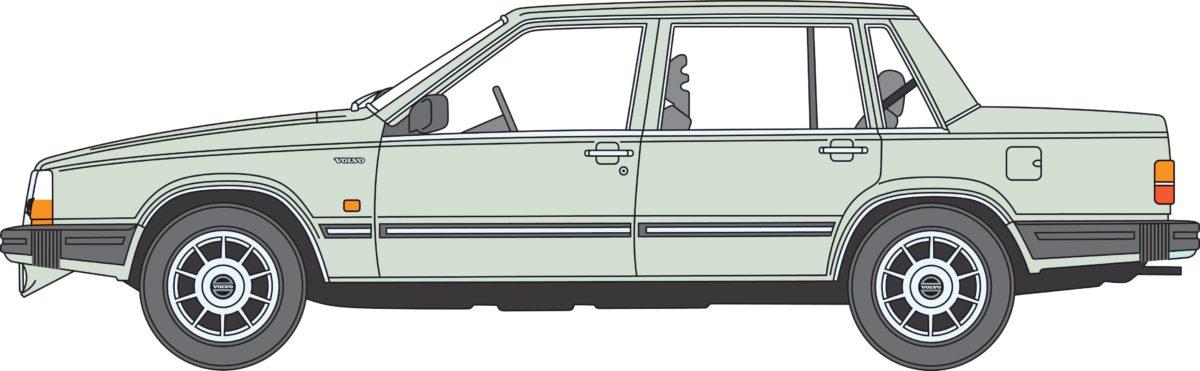 11546 Volvo 760 Gle -