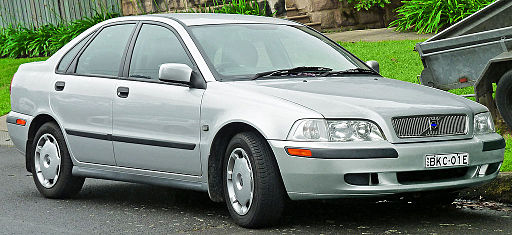 2002 Volvo S40 2.0 Sedan